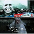 I didn't know voldemort had white teeth