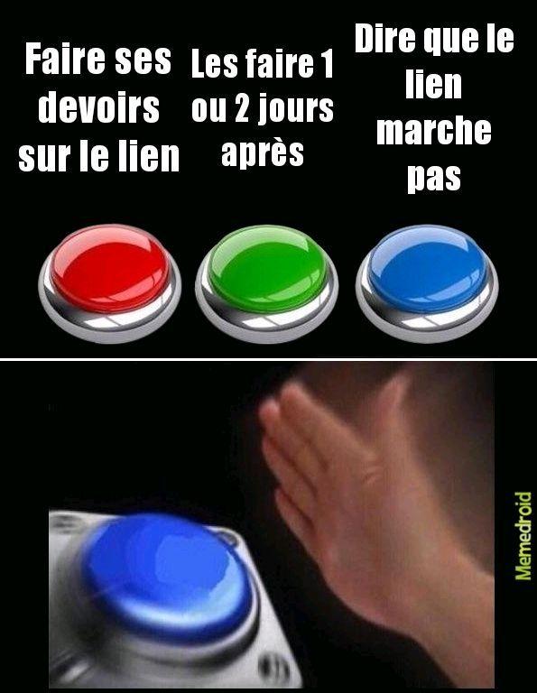 Flemme - meme