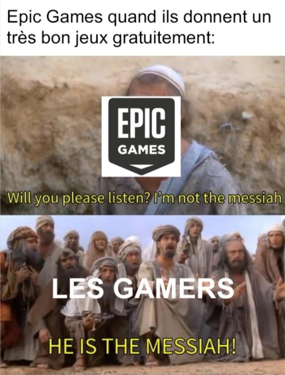 ARK EST GRATUIT - meme