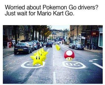 MarioKartGo - meme