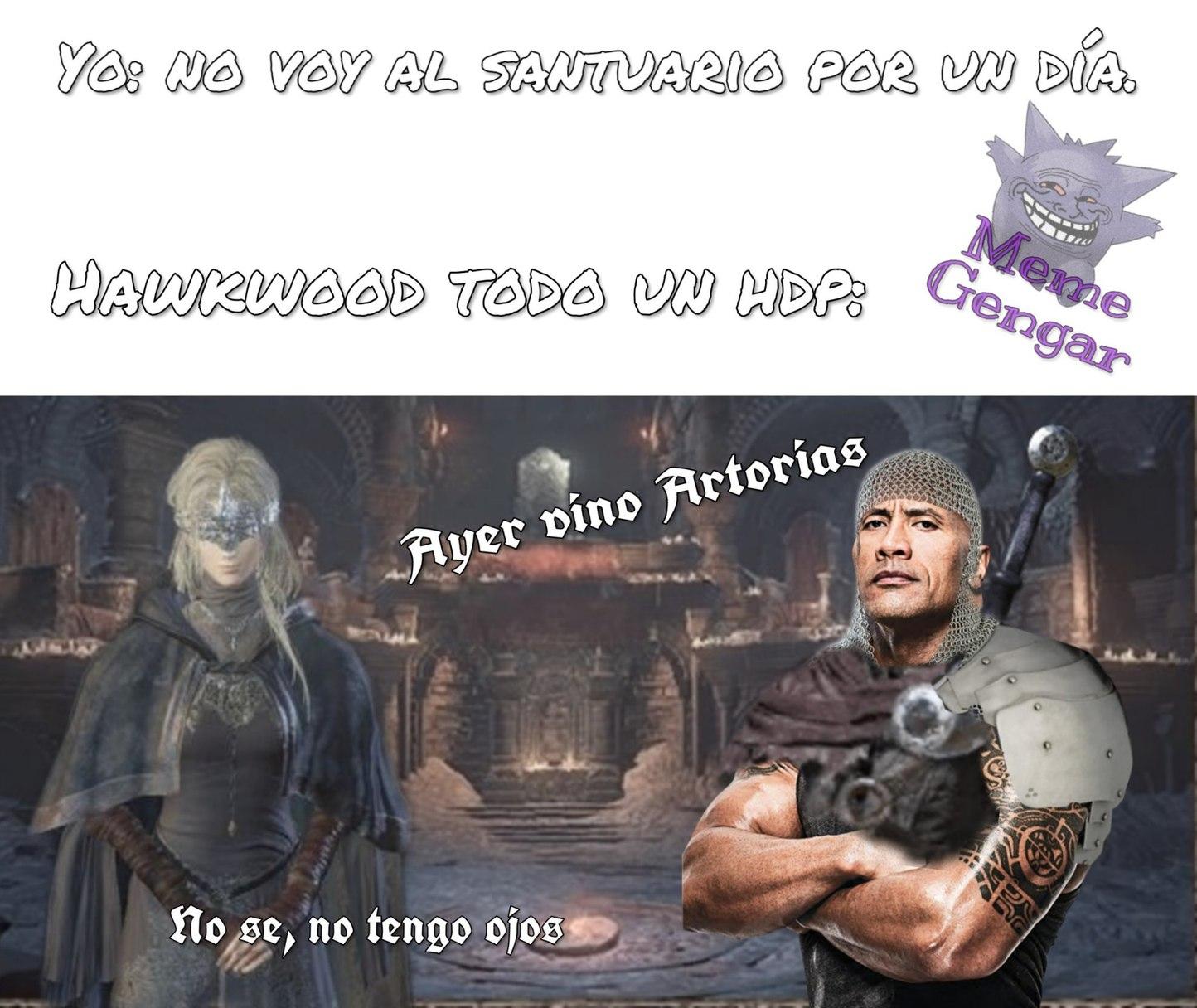 Contexto: Dark souls 3 - meme