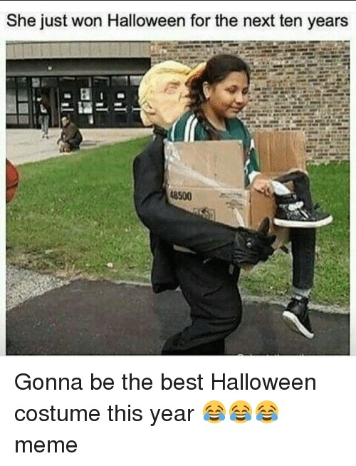 best costume ever - meme
