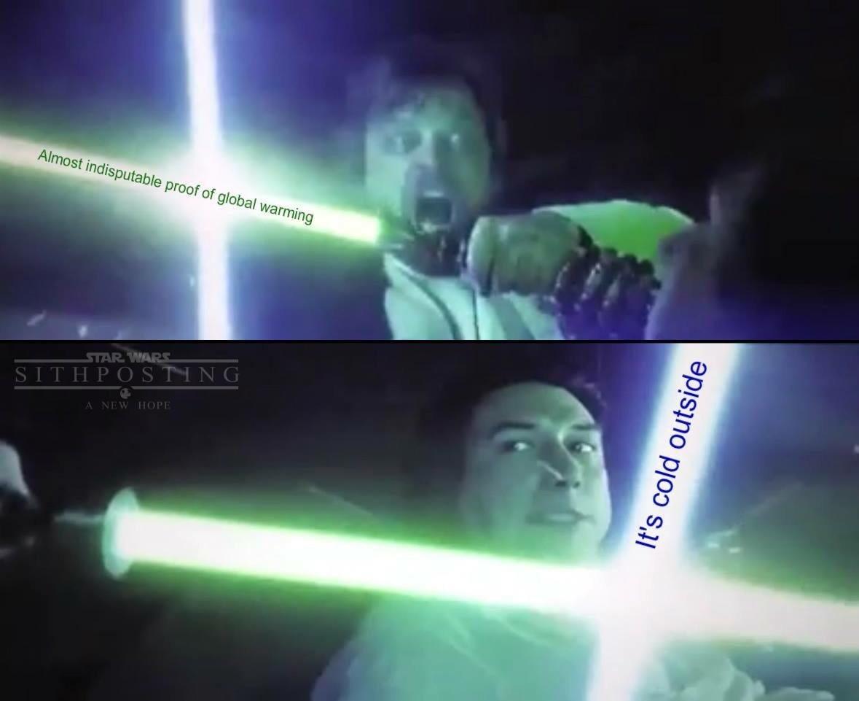 GG science broke - meme