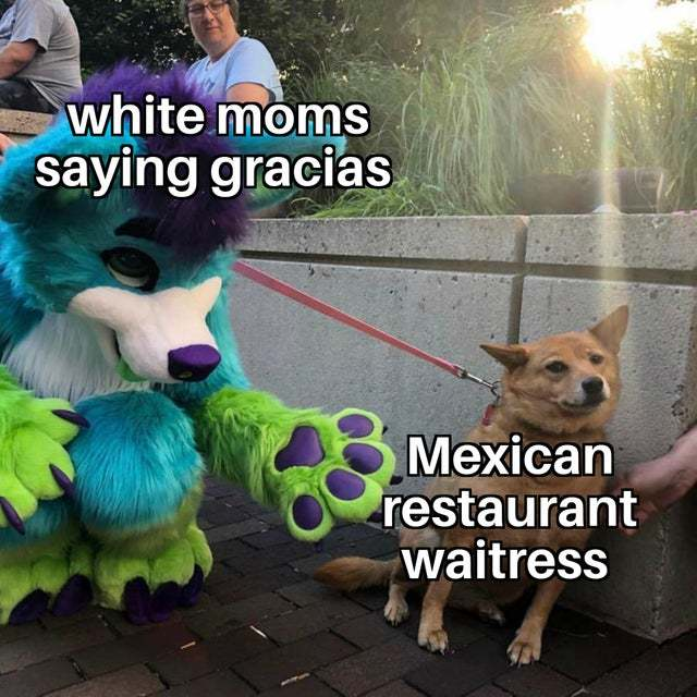 Gracias - meme