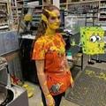 Sponge jizz