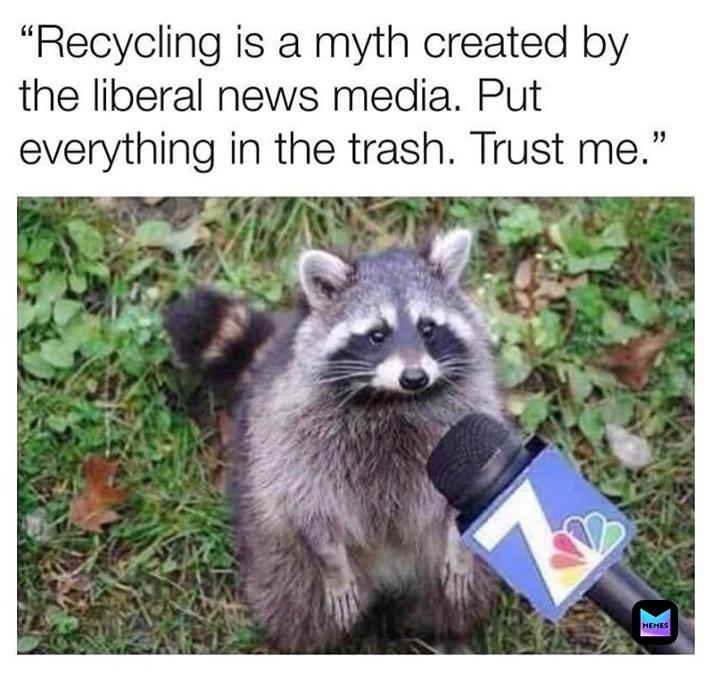 I trust him - meme