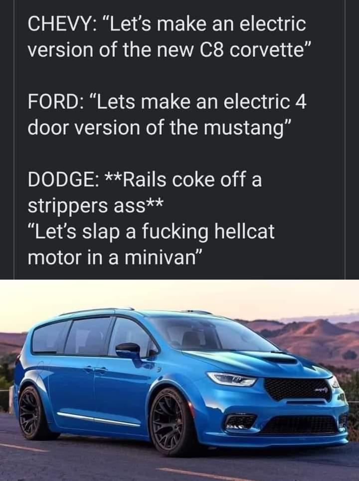 poor mustang - meme