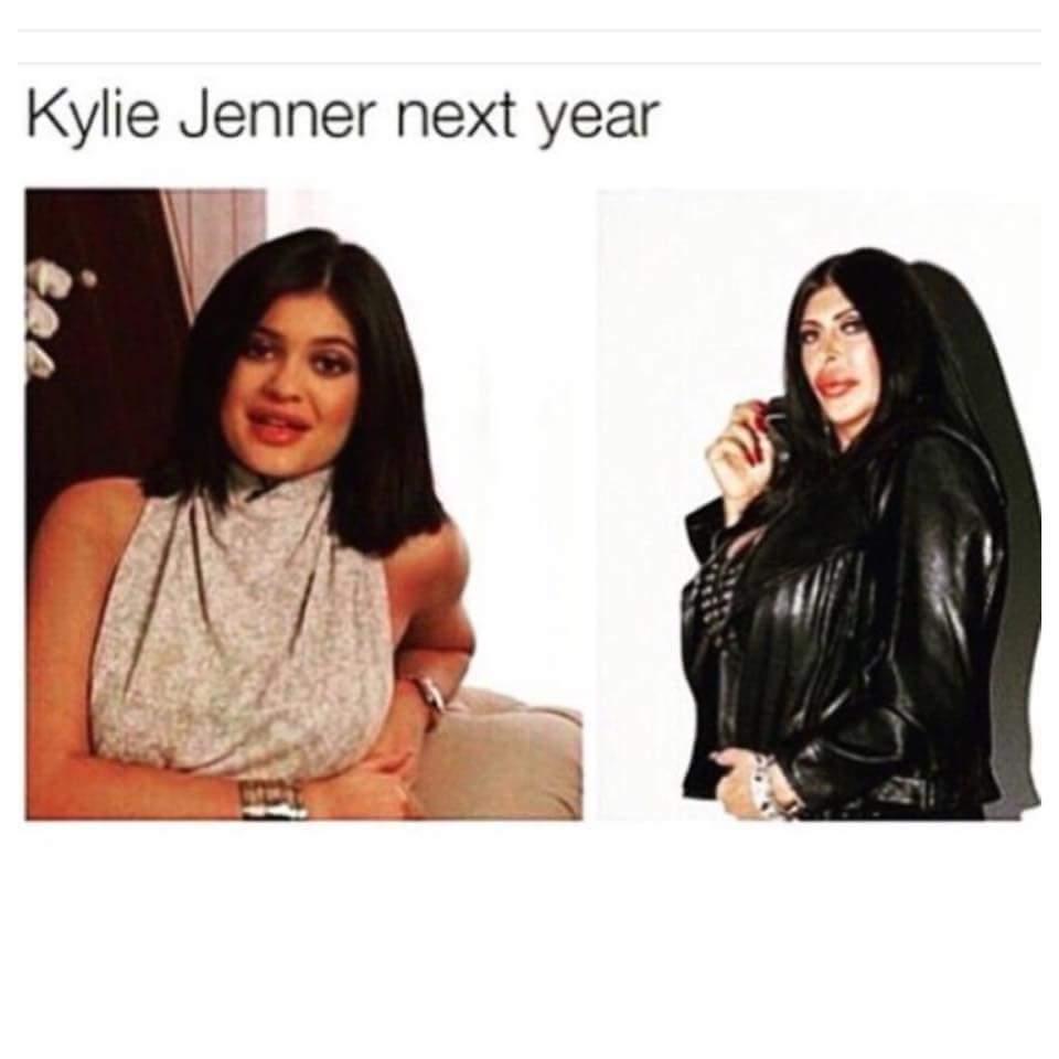 What a transformation - meme
