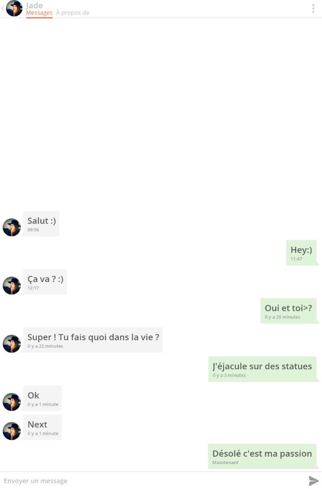 Comment aborder une inconnue, #2