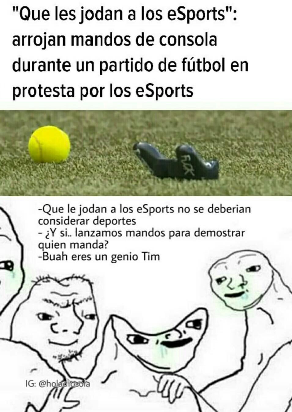 Tim - meme