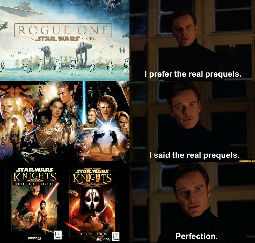 KOTOR 3 needs to happen - meme