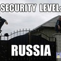 Russia Security