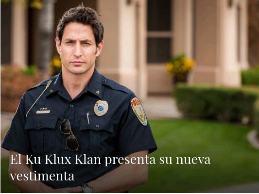 Pinche policía - meme