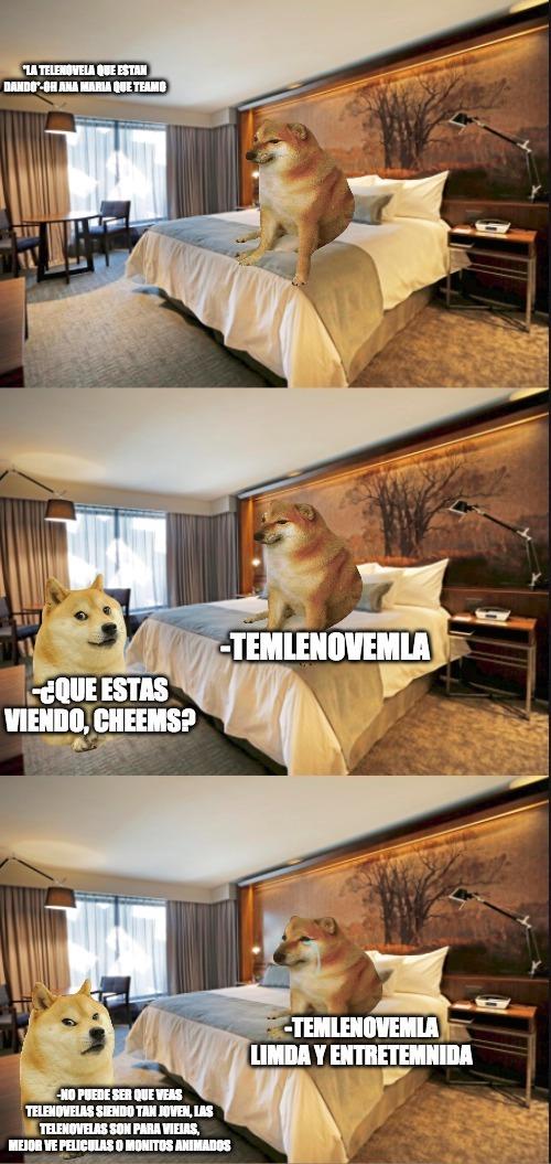 telenovemlas - meme