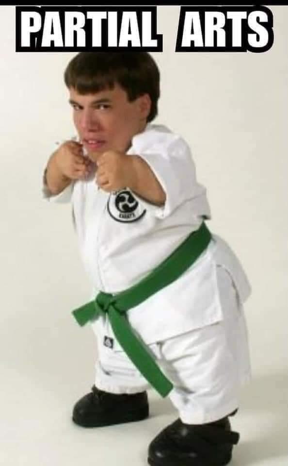 Karate chop - meme