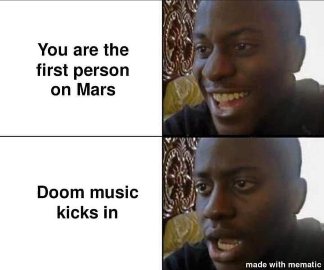 Elon Musk je pense qu'il y a pas pensé - meme