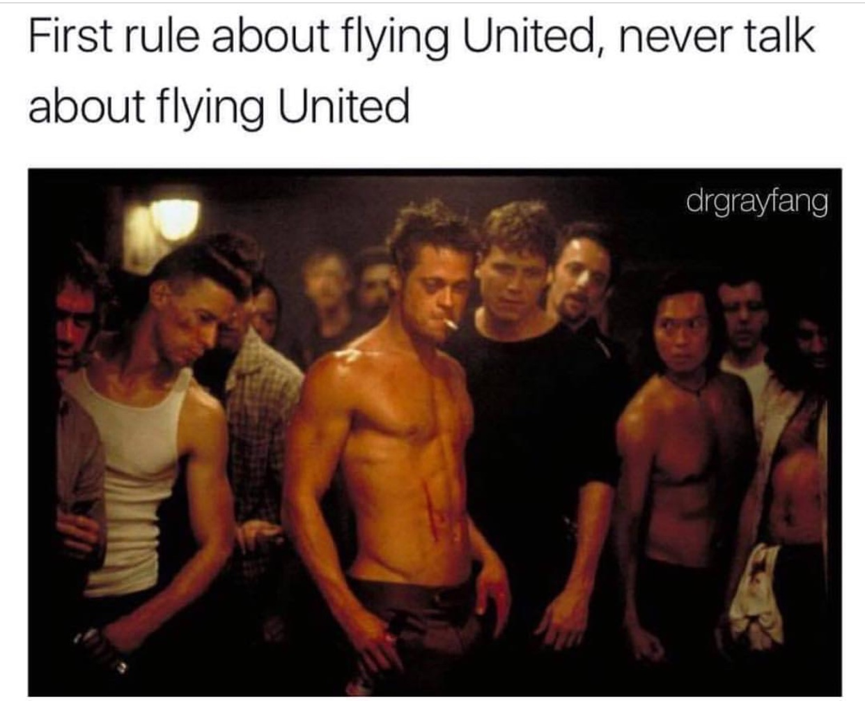 airlines club - meme