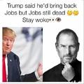 smh lying president