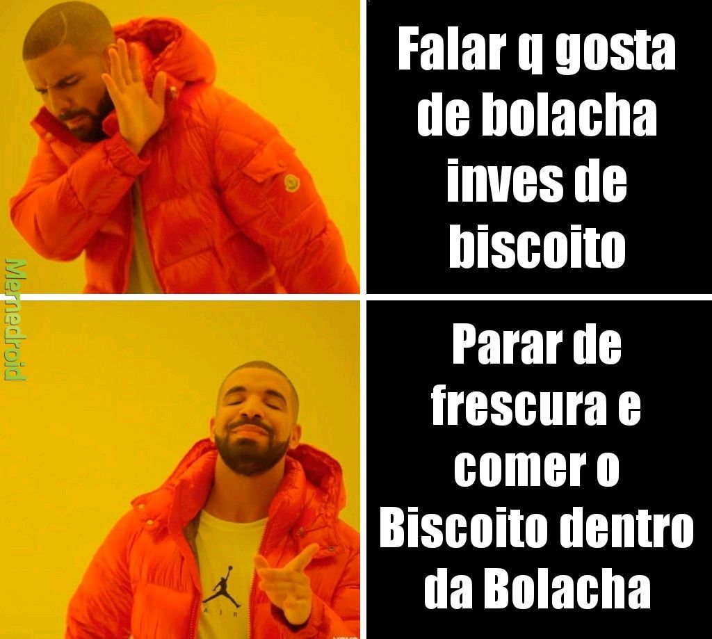 BISCOITINHO - meme