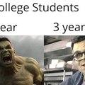 Hulk evolution