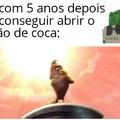 Chiquinho Gavião está com fome