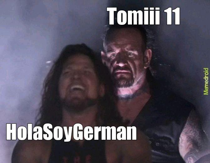 Tomiii 11 Un Verdadero Crack, Tomen Leche Papu - meme