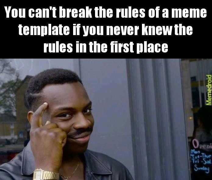C'mon dude - meme
