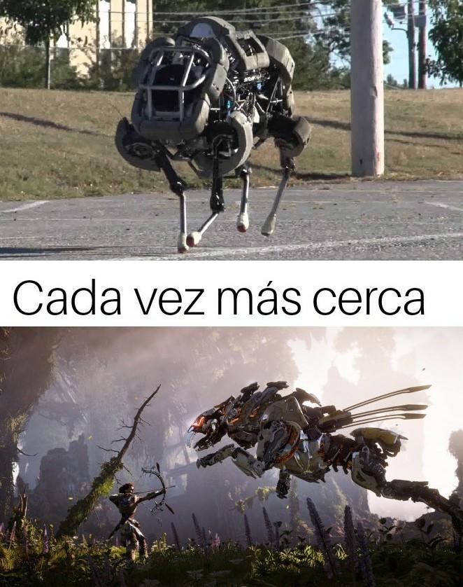 Horizon Zero Dawn - meme