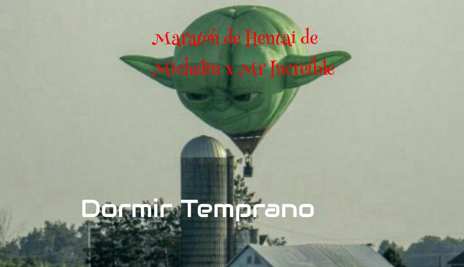 Yoda el loquillo xd - meme
