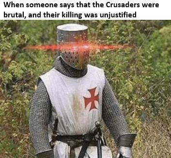 (Crusade noise) - meme