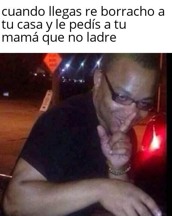 Ssshhh - meme