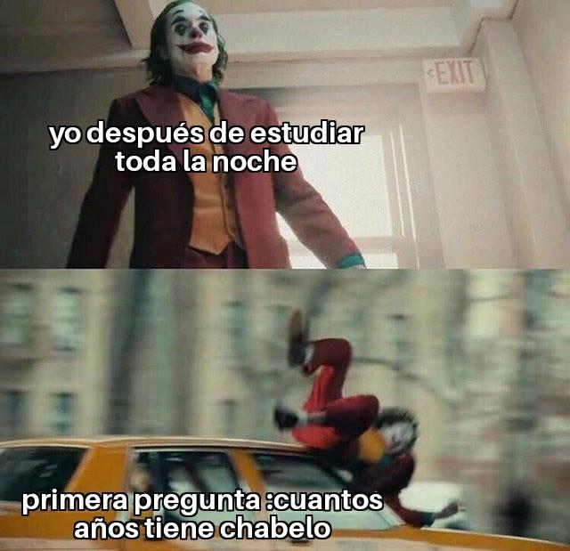El broma - meme