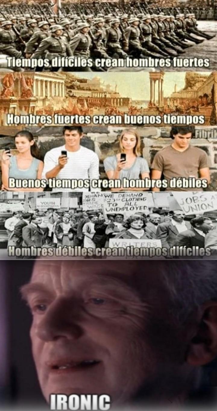 Proximamente 3 guerra mundial - meme
