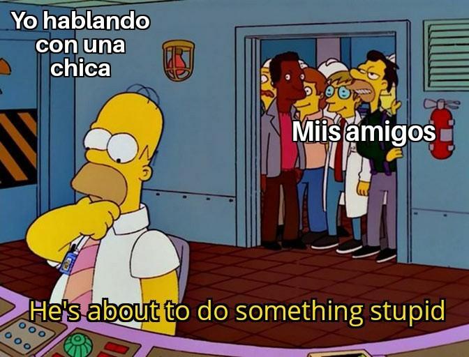Perdon no encontraba la plantilla en español - meme