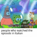 Sorry I don't speak Italian