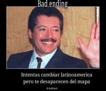 Bad ending - meme