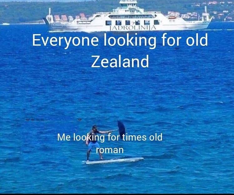 times new Roman - meme
