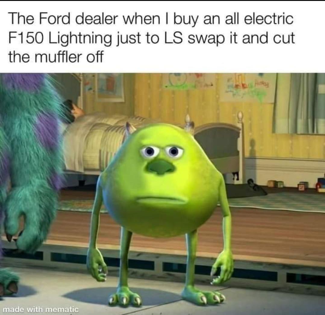 Ford - meme