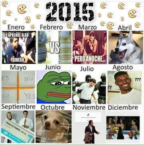 2015 - meme