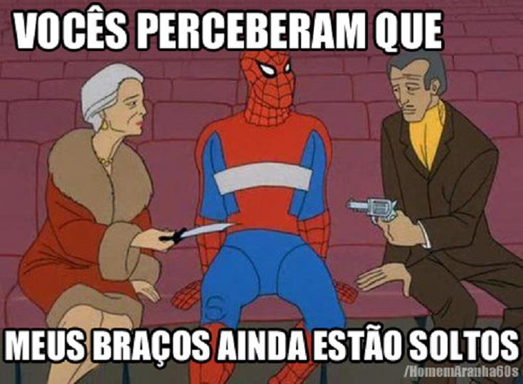 56f9561e32a13 homem aranha memes ) memedroid,Meme Homem Aranha