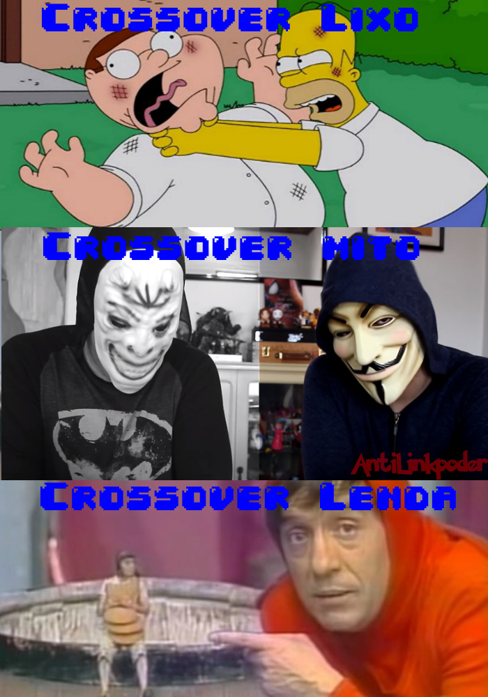 Crossovers... - meme