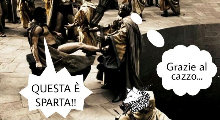 THIS IS SPARTA!! Cito Lutenblag, perez, dogeon, dominoc e ItsDenny! - meme