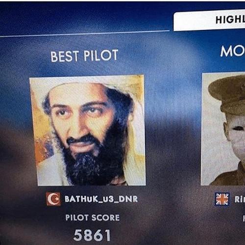 Best pilot - meme