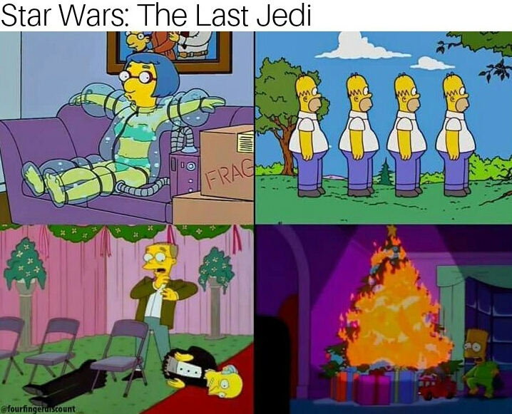 is there anything the simpsons can't predict ? - meme