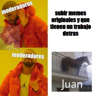 JUAN XD - meme