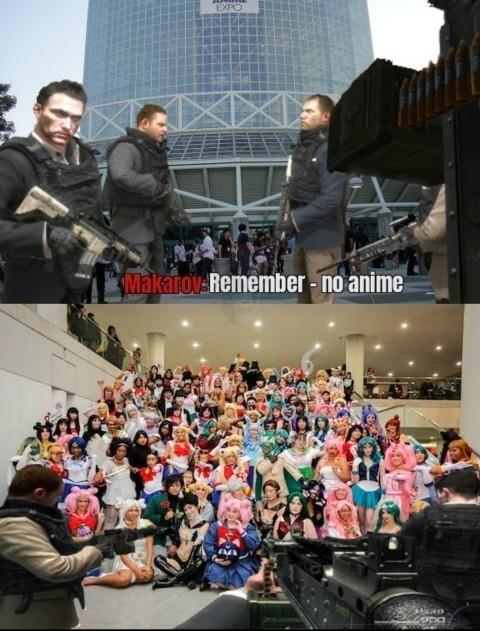 No anime - meme