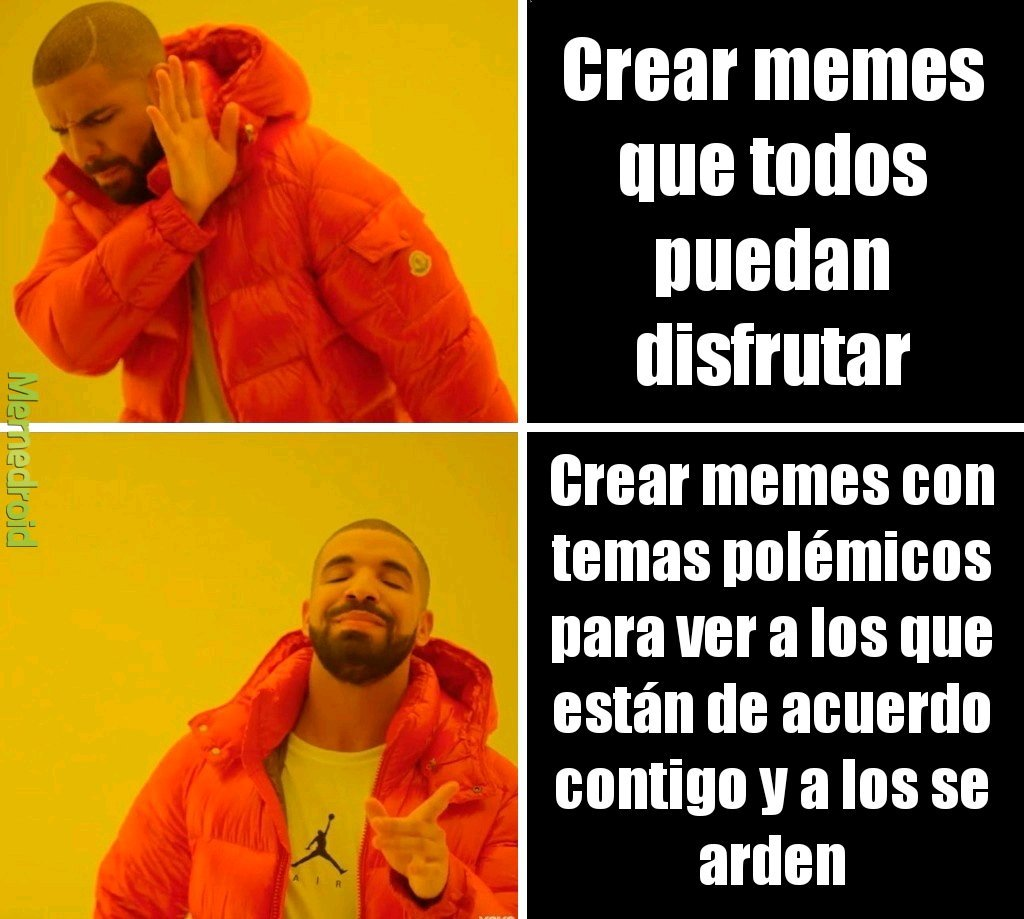 Polémica - meme