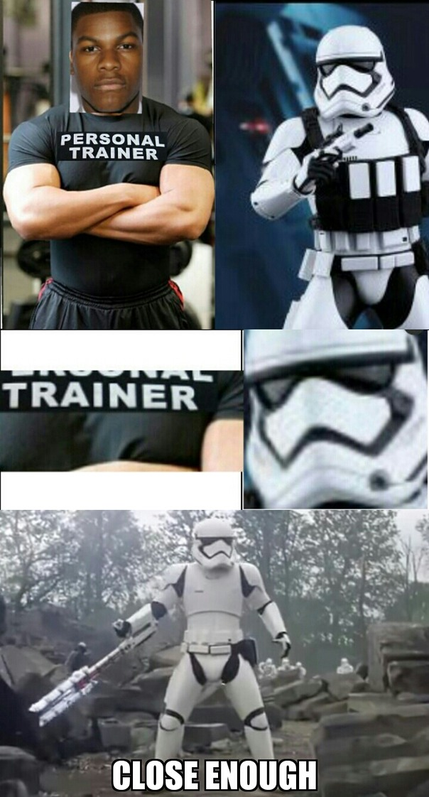 Does the 1st order even lift? - meme