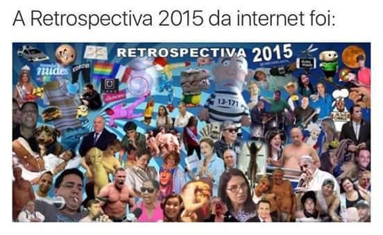 Retrospectiva 2015 - meme