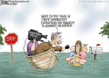 Media is desperate - meme